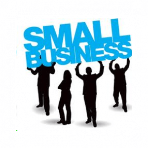small business page graphic