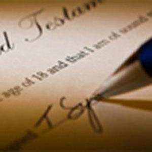 Probate Estates & Administration of Trusts