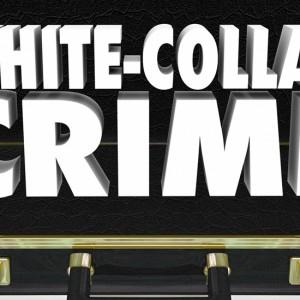 white collar crime sldie